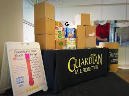 Challenge Guardian Guardian Gives Back Challenge Guardian Fall Protection Office