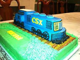 csx train cake cakecentral com