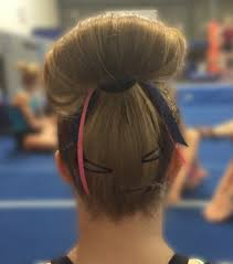gymnastics picture hair style how s my hair pegasus gymnastics