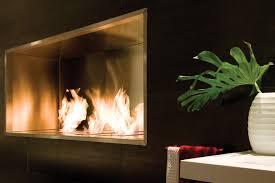 bioethanol fireplace insert firebox 1800ss by ecosmart fire