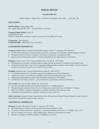 Download Resume Sample In Word Format Examples Of Resumes Resume Layout Word Sample In Format