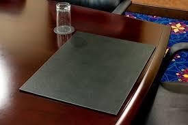 White Leather Desk Blotter Desk Design Ideas Made Of Beautiful Desk Blotter Black Simulated