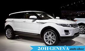 black chrome range rover 2012 range rover evoque to offer plenty of customization options