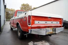 Ford F250 Pickup Truck - 1975 ford f250 pickup truck with 460ci v8 speed monkey cars