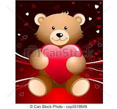s day teddy eps vectors of teddy s day design