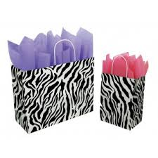 zebra print wrapping paper animal print gift bags boxes gift wrap tissue boxandwrap