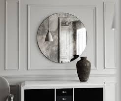 frameless tri bevel wall mirror frameless beveled edge wall mirror