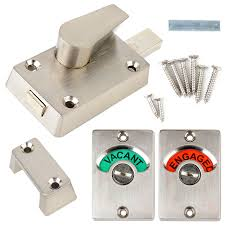 Bathroom Occupied Indicator Aliexpress Com Buy Bulkhead Door Lock Instructions Wc Public
