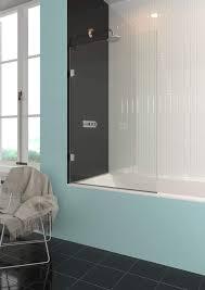 osmium 16 square top fixed bath shower screen u2013 theshowerlab