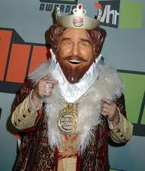 burger king dairy queen costume boo pinterest queen costume