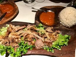 cuisine malienne meilleur restaurant africain à les rivelades