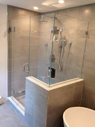 Ny Shower Door Frameless Shower Door With Buttress Absolute Shower Doors
