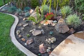simple rock gardens stunning rock garden design and construction