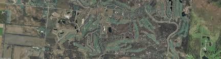 Map Of Lake Geneva Wi Geneva National Resort Trevino Course Golf Course