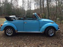 1973 volkswagen super beetle for sale classiccars com cc 946058
