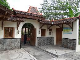 Sweet Home Interior Design Yogyakarta File Entrance Gate To A Joglo Jpg Wikimedia Commons