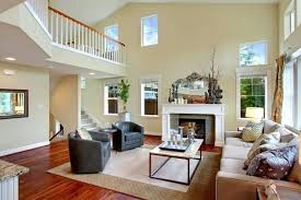 Decorating Ideas For Living Rooms With High Ceilings High Ceiling Living Room Decor Ideas Decorating Ideas For Living