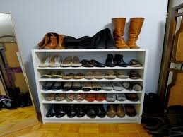 billy bookcase shoe storage shoe storage ideas ikea dimartini world