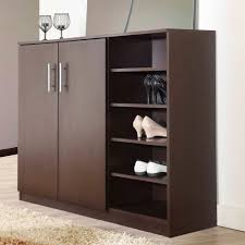 All In One Multipurpose Bathroom Furniture Which Hides A by Furniture Of America Westgate Oversize Shoe Multi Purpose Cabinet