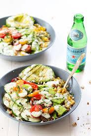 Garden Vegetable Salad by