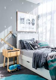 decorating ideas for boys bedrooms bedroom boys blue boys bedroom with nautical theme and red furniture