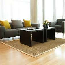 Pottery Barn Round Rug by Decorating Round Kerala Jute Seagrass Rugs For Floor Decoration Ideas