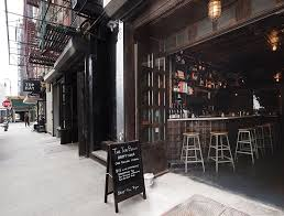 Top Ten Bars In Nyc Natural Wines Tapas Charcuterie U0026 The Best 1 Oyster Happy Hour
