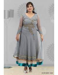 buy plus size xxxxl anarkali churidar suits online styile india