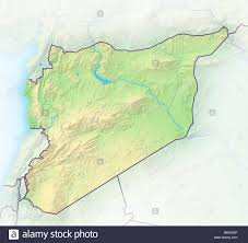 Syria Map by Syria Map Stock Photos U0026 Syria Map Stock Images Alamy