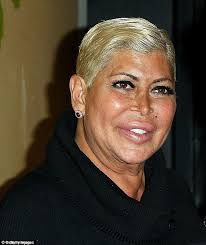 hair three months after chemo cancer stricken big ang isn t doing well after chemo failed to