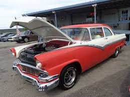1956 ford fairlane rock and roll