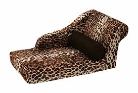 Leather Chaise Lounge Chair Fabulous Leopard Chaise Lounge With Leopard Chaise Lounge Leopard