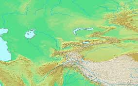 Asia Blank Map File Central Asia Blank Map Png Wikimedia Commons