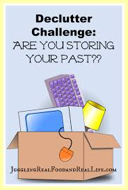 declutter challenge are you storing your past life juggling