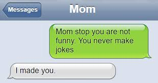 Trending Funny Text Messages To - 15 of the funniest texts from moms ever bored panda