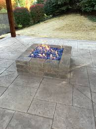 Gas Firepits B T Klein S Landscaping Hardscapes Firepits