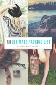 Clothes To Wear On A Safari Packing List U0026 Advice For Long Term Round The World Travel