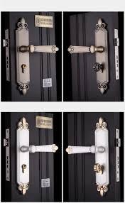 Bathroom Door Handles Compare Prices On Bedroom Door Handle Lock Online Shopping Buy