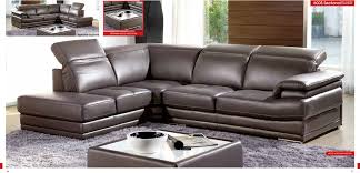 Livingroom Restaurant Furniture Nostalgic Fancy Gray Leather Sectional For Living Room