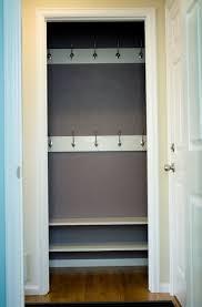 Coat Storage Ideas Entryway Coat Closet Ideas Home Design Ideas