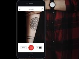 virtual tattoo placement free this app lets you test out new tattoos before going under the needle