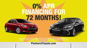 toyota offers pinehurst toyota annual clearance sales event youtube
