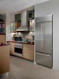 sub zero wolf koelkast french doors home flat remodel