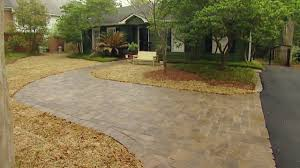 Best Way To Clean Paver Patio Paver Driveway And Concrete Patio Project Part 2 Today U0027s Homeowner