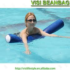 cylinder cordura swimming pool floating bean bag noodles buy