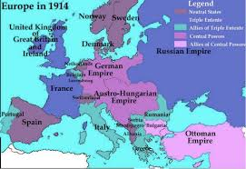 post ww1 map map of europe before wwi thefreebiedepot