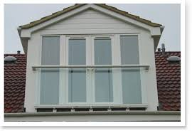 Dormer Window With Balcony Balconies Mccann Building Services