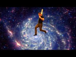 Meme Space - shooting stars know your meme
