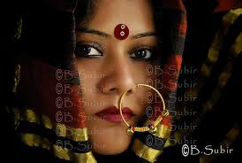 hindu nose ring hindu woman with nose ring and faces