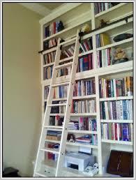 Bookcase Ladder Hardware Library Ladder Hardware Home Design Ideas
